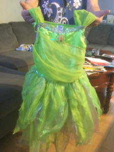 Disney store tinkerbell costume size 9/ 10