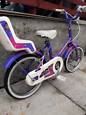 Childrens Bicycle retro 90s bike great condition with original documen