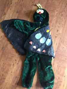 Butterfly costume (size medium, 5-7 years)