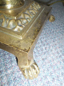 VINTAGE BRASS LAMP - ORIENT EXPRESS PARIS ISTANBUL Windsor Region Ontario image 3