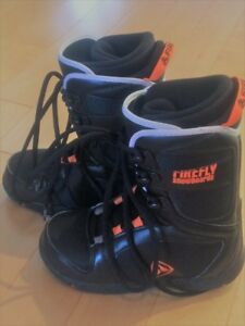 Firefly kids snowboard boots size 4.5 = EUR 35.5