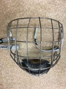 Bauer Profile II Facemask [Large] (Brand New!)