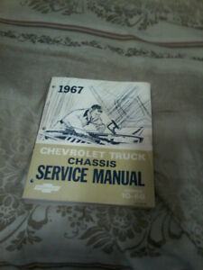 Old Truck Service Manual