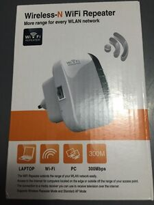 Wifi repeater brand new in box