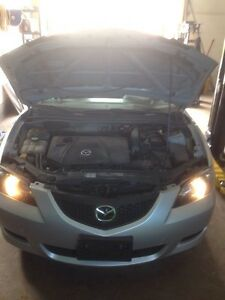 Mazda 3 parts !! 2.0 Engine, auto trans, and more