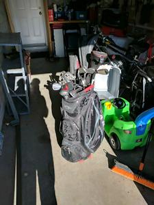 Oakley Tee Box Golf Cart Bag