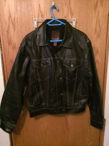 Special Edition Gap Leather Jacket - Great for riding