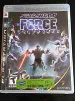 PS3 - Star Wars The Force Unleashed - St. Thomas