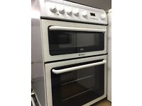 New and used cookers gas and electric