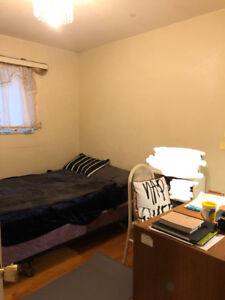 Near SFU and Brentwood skytrain  room for rent