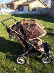 Baby Jogger City Elite Double Stroller