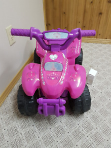 Toddler Four Wheeler