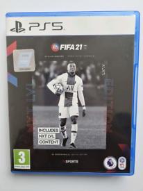 FIFA 21 NXT LVL EDITION(PS5)