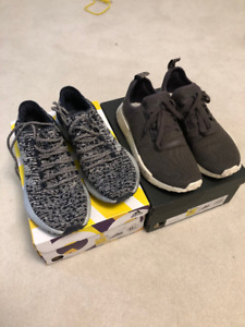Adidas pure boost nmd r1 size 9.5us