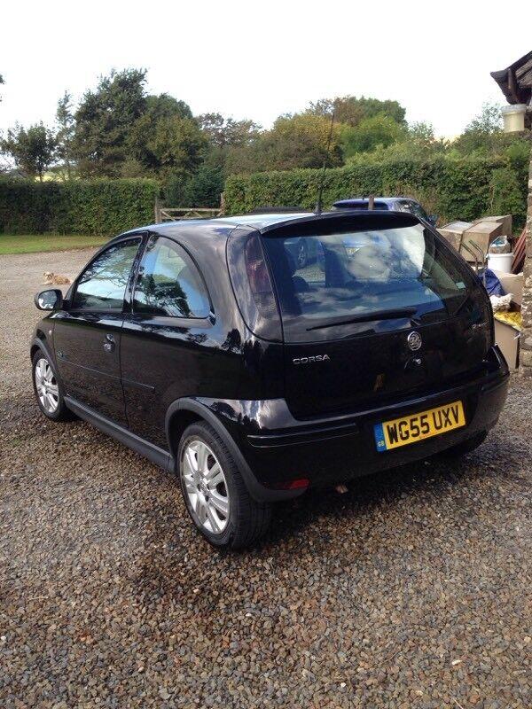 Vauxhall Corsa 1.2 Active (A/C) 12 months MOT