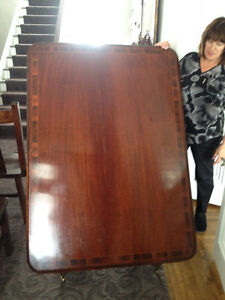 Antique Folding Table (dining or otherwise)