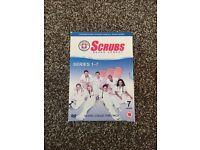 Complete Scrubs Box Set Series/Seasons 1-7