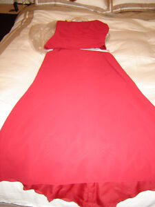 Alfred Sung -size 6 - long skirt & top London Ontario image 2