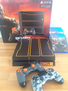 Ps4 1T limited edition (bundle)