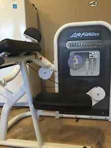 Life Fitness Series Biceps/Arm Curl Machine Sarnia Sarnia Area image 5