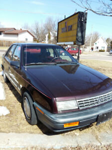 1991 Plymouth, Sundance for sale!!!