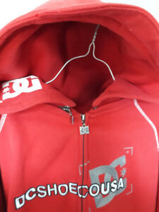 Red DC Sweater - XL