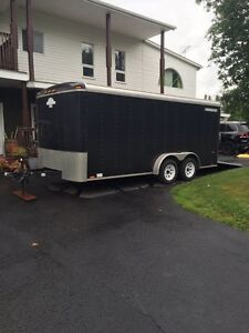 2004 Road Master Cargo Trailer for Sale 7 X 16