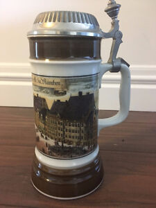North American Van Lines Munich 1985 Beer Stein