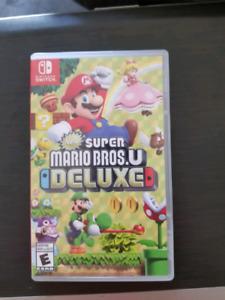 Super Mario Brothers U Deluxe