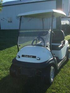 Golf cart, golf car, Club Car electric golf cart