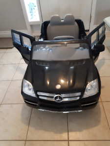 Kids Electric Ride On Toy (BMW and Mercedes)