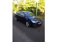 06 Vauxhall Astra 1.9 SRI CDTI Diesel