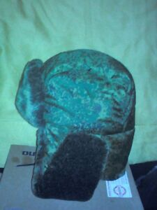 Russian Military Winter Hat/HEARTBEAT Thrift Store/BayView Mall Belleville Belleville Area image 2