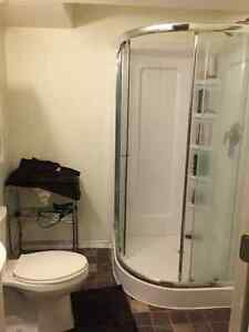 Bsmt Suite private bathroom/parking/inclusive utilities Regina Regina Area image 4