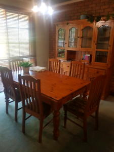 Dining Table & Buffet