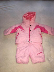 Columbia 12 Months Snow Suit
