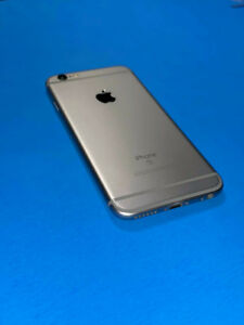 iPhone 6s 16 GB Space Grey(unlocked) with glass screen protector
