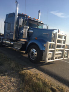 2015 Kenworth W900L heavy spec unit