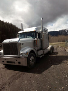 2006 International 9900 IX Heavy Duty
