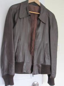 Happy Days Fonzie Men's Stylish Genuine Leather Jacket