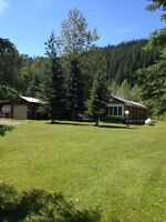 MUST SEE THIS ACREAGE IN B.C.
