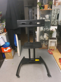 TV mount stand, up to 65 inch heavy duty
