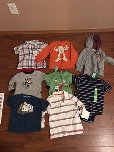 Boy 18-24 month clothes
