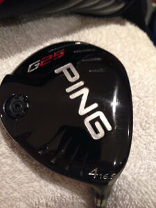 Ping G25 Fairway Wood – 4 (RH)