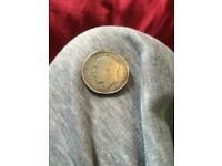 1922 Florin George £20 ONO Silver Coin