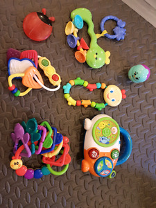 Teethers and toys