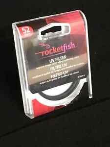 Rocketfish UV filter 52 mm - RF-UVF52
