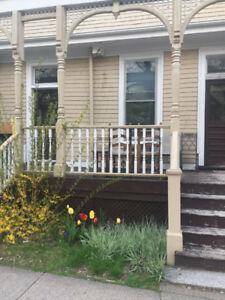 A full-furnished room in great location to sublet (July and Aug)