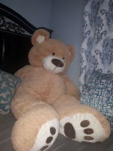 GIANT LIFE-SIZE TEDDY BEAR CHEAP!!!