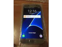 Samsung Galaxy S7 brand new condition 32 GB !! Unlocked Gold colour